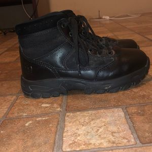 3109b926668 Tactical Performance Men's Hawk Steel Toe Boots